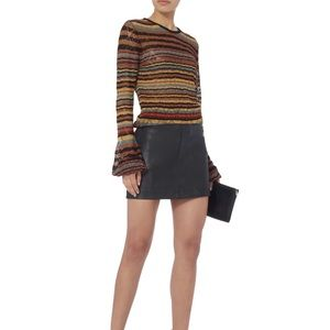 Ronny Kobo Marcia Striped Sweater